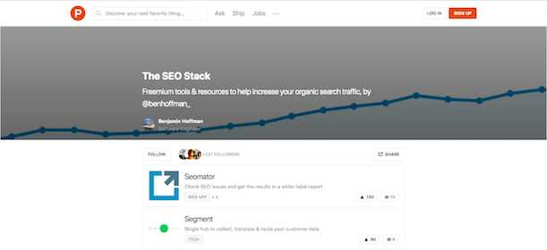 The SEO Stack